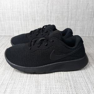 Nike Tanjun Triple Black Sneakers Sz 13.5 C